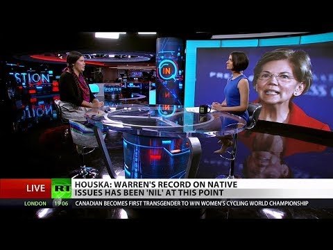 "Indigenous Activist Slams Warren: ""We are Still Here"""