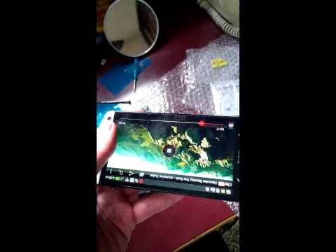 Htc one M7 front housing noise from speaker