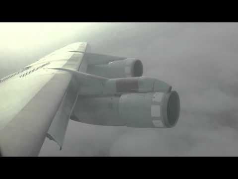 B707-300 Saha Air in flight 6 Mehrabad - Mashhad