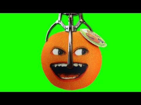 Annoying Orange Claw Machine Win!