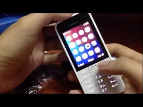 Trên tay nhanh Nokia 220 Dual Sim