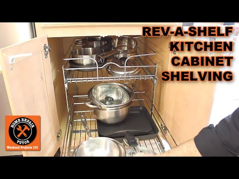 Kitchen Cabinet Organizers by Rev-A-Shelf -- by Home ...