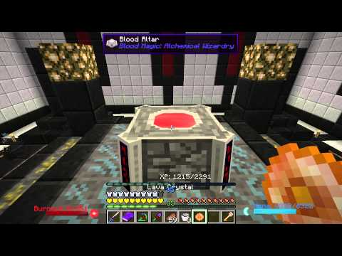 Mindcrack FTB Season 3 Episode 17 - Primal Blood