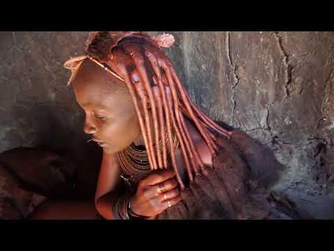 世界一美しい裸族「ヒンバ族」に会いに行ってみた!ナミビア周遊旅#3