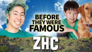 ZHC | Before They Were Famous | ZHC Crafts