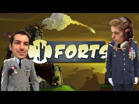 FORTS - Des missiles partout !