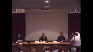 Presentazione giornata INGV a 40 anni dal terremoto in Friuli