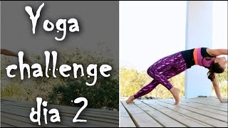 Yoga - Día 2: Rutina para Corazón, Kapalabhati, Gaesha Mudra