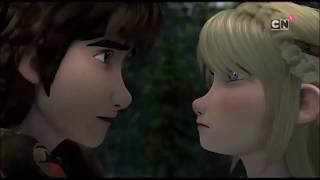 """Иккинг и Астрид """"Я всегда буду с тобой"""""""