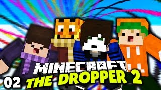 FROHES NEUES! & GERMANLETSPLAY RASTET AUS!  ✪ The Dropper 2 #02