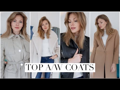 Best Autumn/Winter Coats | Styling Moments