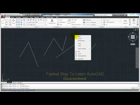 AutoCAD 2011 - Tutorial 02