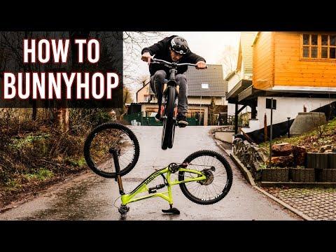 HOW TO BUNNYHOP! (MTB/BMX)