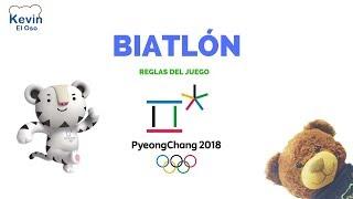 Biatlón - Olimpiadas de Invierno