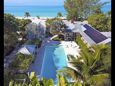 Historical Beachfront in Boca Grande, Florida