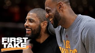 Where Do The Cavaliers Go From Here? | First Take | ESPN thumbnail