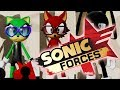 Sonic Forces Character Customization