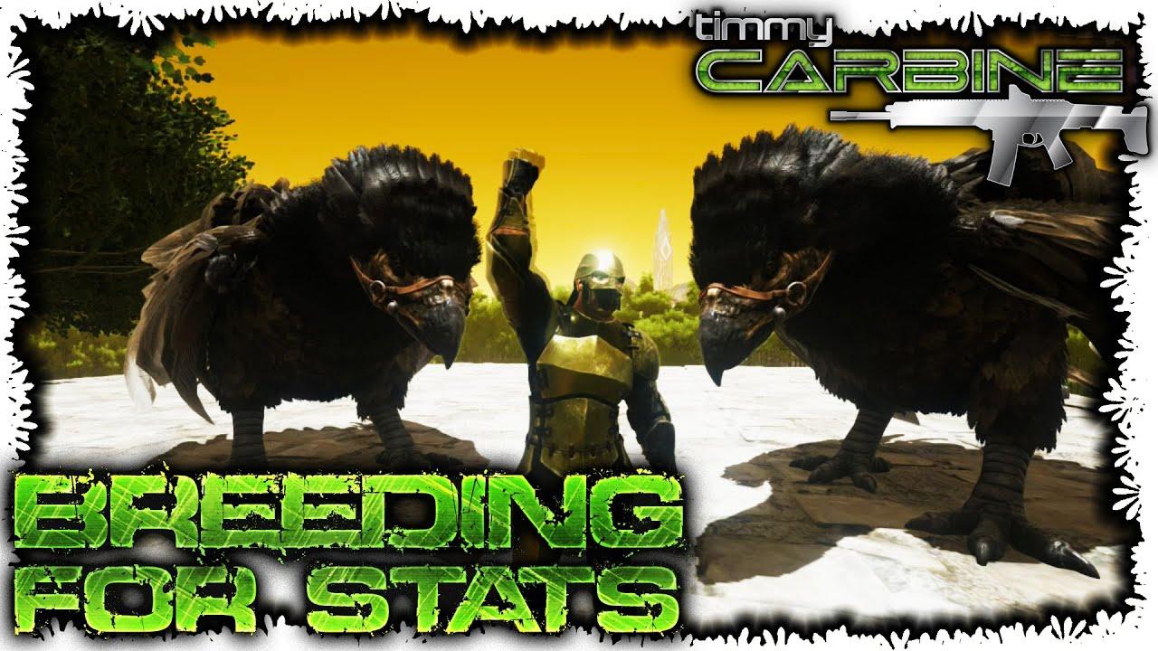 Breeding - Official ARK: Survival Evolved Wiki