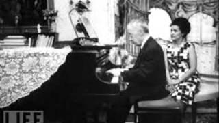 """Mieczyslaw Horszowski plays Beethoven """"Diabelli Variations"""" op. 120"""