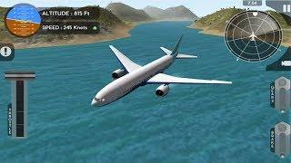 Avion Flight Simulator Boeing 777 Android Game