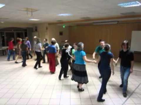 Atelier  danses d'Irlande