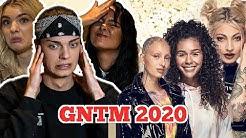 GNTM 2020 Kandidaten | Sarah & Cäcilia's Reaktion 😧 | Tim Rasch