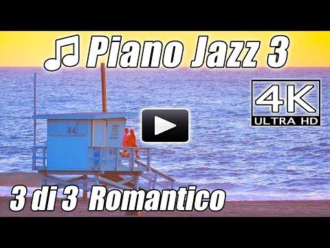 Pianobar Jazz 3 Musica Rilassante Lounge Facile ascolto liscio brani strumentali rilassarsi 4K video