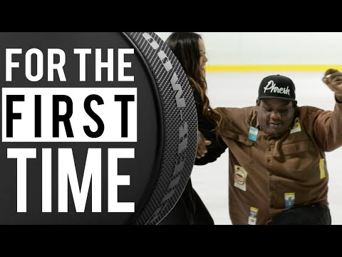 Black People Try Figure Skating 'For the First Time'