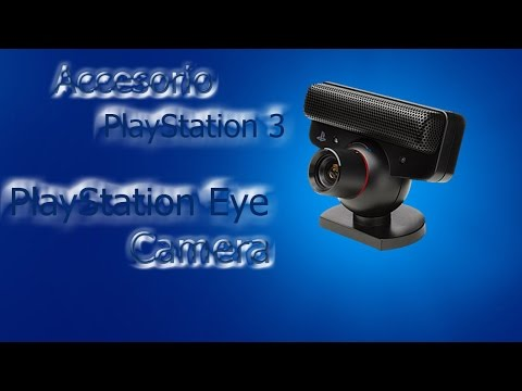 Unboxing Accesorio PS3 (PlayStation Eye Camera)