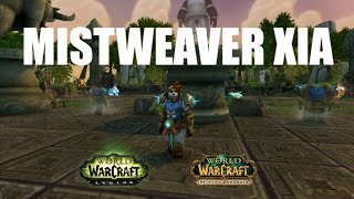 Mistweaver Xia Mists of Pandaria Timewalking Vendor Location - Timeless Isle - WoW Legion 7.1.5