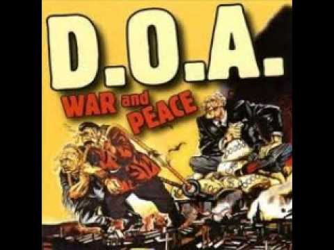 D.O.A. - War In The East
