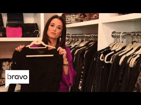 RHOBH: Kyle Richards Shows Us The Inside Of Her Season 3 Closet | Bravo