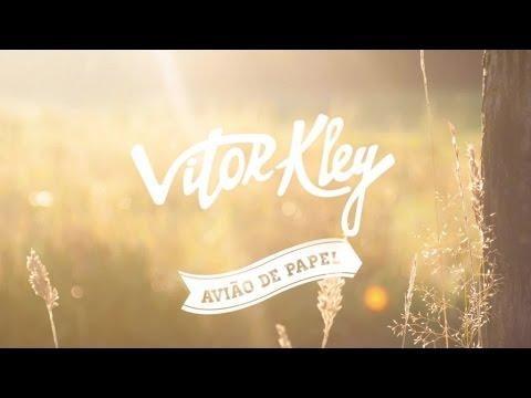 Vitor Kley - Avião de Papel (Lyric Video)