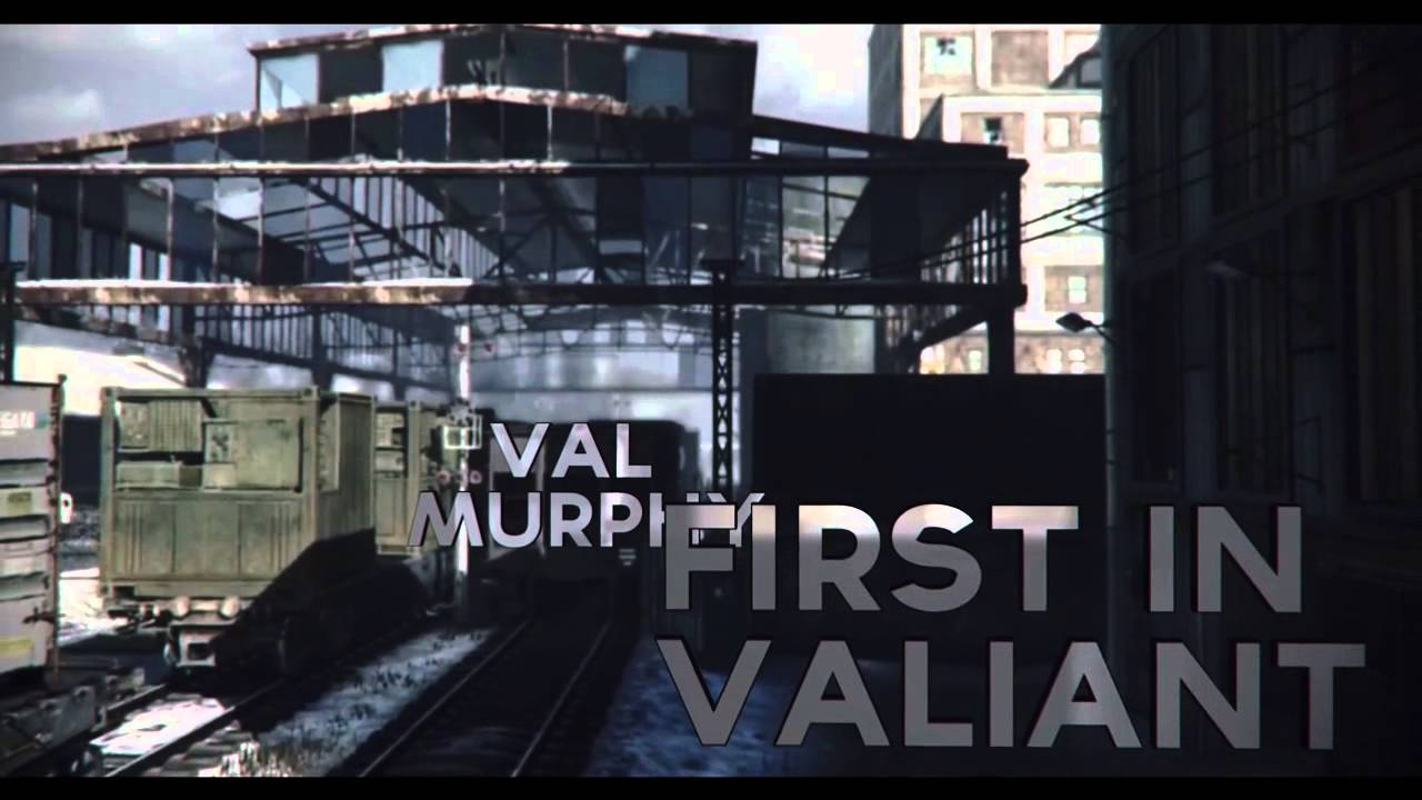 Val Murphy | Joined Val! First in By Rzyy