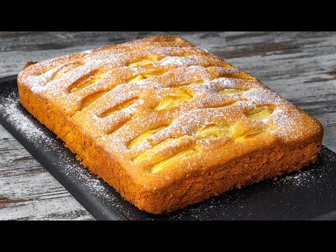 vous-avez-les-ingrédients-de-la-recette-de-gâteau-aux-pommes-simple-et-savoureuse!|cookrate---france