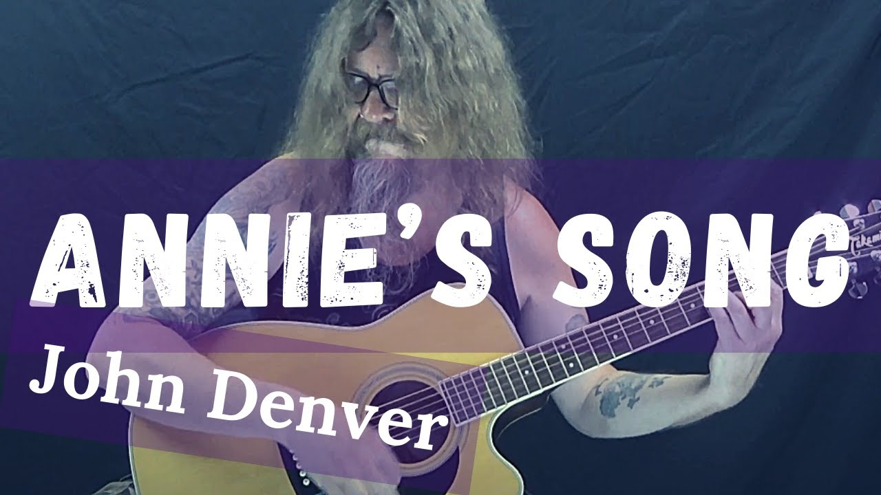 How To Play Annie's Song By John Denver (Easy Acoustic Guitar Lesson)
