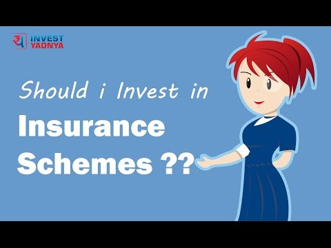 Life Insurance as an Investment | Should I invest in Insurance Schemes? | Investment Tips by Yadnya