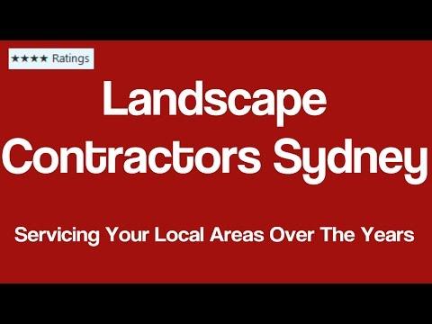 Landscape Contractors Sydney | Landscaping Designers | Call us