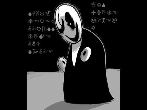 Undertale Gaster Fight (Scratch (Impossible?)