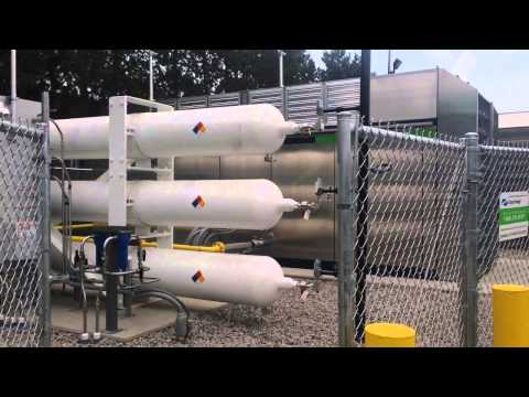 KCATA explains how its new compressed natural gas filling station works