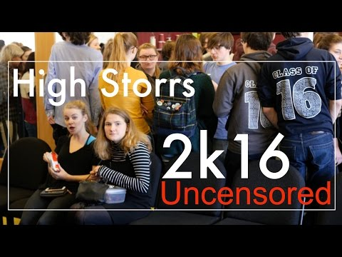 2016 High Storrs Leavers Film - ( uncensored )
