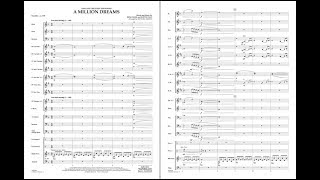 A Million Dreams (from The Greatest Showman) arr. Michael Brown