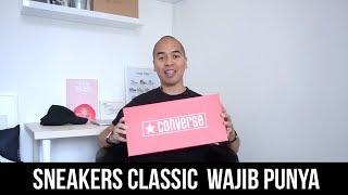 THE SNKRS - SNEAKERS CLASSIC YANG WAJIB DIMILIKI