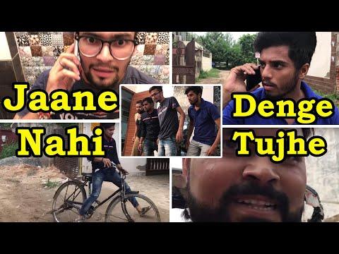 Jaane Nahi Denge Tujhe - Friendship Day Special|| FUDDU KALAKAR