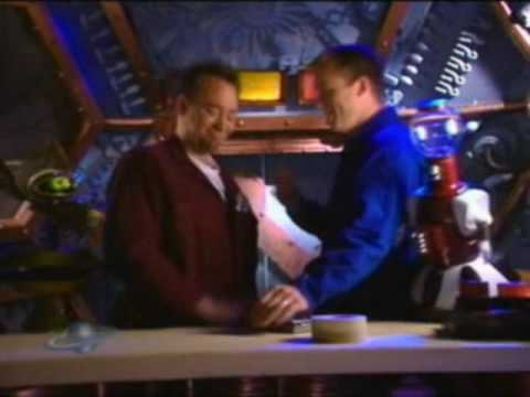 MST3K  Joel meets Mike