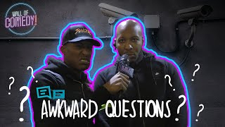 Asking Awkward Questions | In Croydon With Yung Filly | NIGHT EDITION