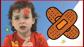 Boo Boo Song Stories for Kids
