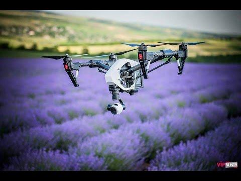 Aerial Video Service DJI INSPIRE 1