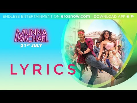 ding dang lyrics Full song lyrics | munna michael |