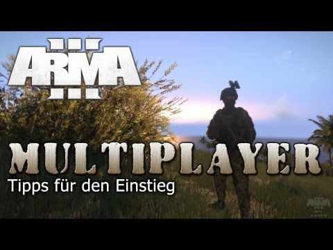 ArmA 3 - Multiplayer-Grundlagen (german)